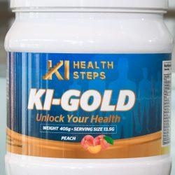 Ki Gold Peach 2